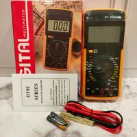 MULTITESTER DIGITAL ready STOK / MULTIMETER AVOMETER DT-9205A