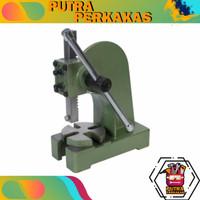 Press Arbor 2 ton Arbor Mesin press manual