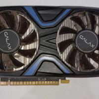 GALAX Geforce GTX 1050 Ti EXOC 4GB DDR5 - Dual Fan