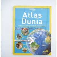 Buku National Geographic Kids ATLAS DUNIA Edisi Keempat