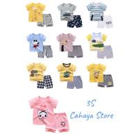 Baju anak laki-laki dan anak Perempuan stelan Baju dan celana
