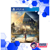 PS4 Assassin's Creed Origins (Region 3/Asia/English)
