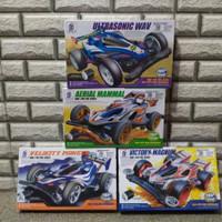 Mainan Mobil Tamiya - Tamiya 4WD Rakit - Mainan Edukasi - Bonus Batrai