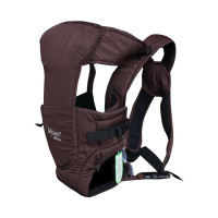 BABY SCOTS Platinum Series Baby Carrier BB013 (warna lime grey)