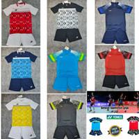 Setelan baju olahraga badminton bulutangkis yonex anak/kid /junior