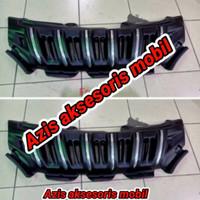 Grill Honda Freed 2010-2011 model Apollo hitam doff