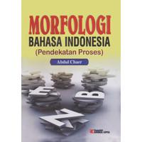 morfologi bahasa indonesia - abdul chaer