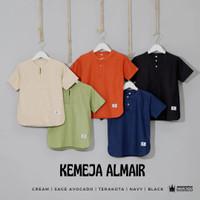 Kemeja Koko Anak Premium Linen 1 2 3 4 5 6 7 8 Tahun Baju Kondangan