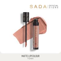 SADA By Cathy Sharon Matte Lip Color 02 Toba - 4.7