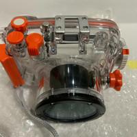 FujiFilm Waterproof Case WP-XQ1 Original for Fujifilm XQ-2 baru