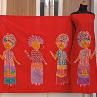 Batik Umiromlah Bahan Kain Batik Full Tulis Madura Pamekasan 0510305