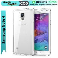 Anti Crack Samsung Galaxy Note 4 Soft Back Case Anti Knock Case