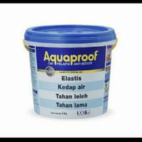 Aquaproof galon 4kg abu-abu putih 061 011 - Abu-abu