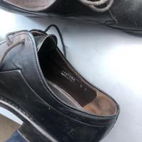 bally shoes original black