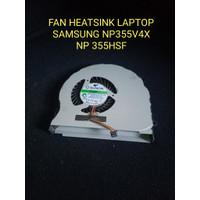 Fan Heatsink Laptop SAMSUNG NP355V4X NP355HSF