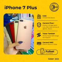 IPhone 7 Plus 256 GB - Fullset - 7Plus 256GB - COD Semarang