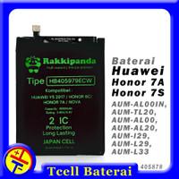 Baterai HUAWEI Honor 7A Honor 7S HB405979ECW Rakkipanda