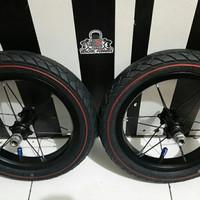 wheelset ban pushbike balancebike upgrade