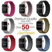 Apple Watch Nylon Woven Strap Band Sport Loop iWatch Series 1234
