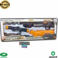Mainan Anak Tembankan Sniper Magnum AWP Water Bullet Gun