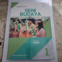 buku seni budaya SMA kelas 1-10 penerbit Erlangga