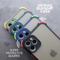 AIRBAG BUMPER SOFT CASE iPhone 6 7 8 Plus X XS MAX XR 11 12 PRO MAX
