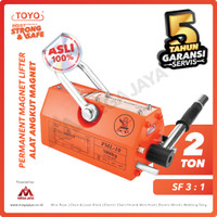 Permanent Magnet Lifter / Magnetic Lifter 2 Ton TOYO