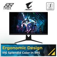GIGABYTE AORUS FI32Q Gaming Monitor [1440p, 165Hz]