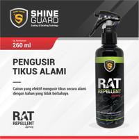 Pengusir Tikus Mobil   Rat Repellent Spray  Anti Tikus Alami