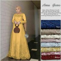 Termurah Jumbo Batik Set Baju Batik Gamis Brukat Premium Kebaya Murah