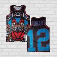Baju Jersey Basket Swingman NBA Ja Morant Faced Special Edition