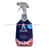 Astonish Carpet & Upholstery Spray Pembersih Karpet Kain Praktis 750ml