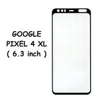 Tempered Glass GOOGLE PIXEL 4 XL (6.3) - Anti Gores Kaca Full Cover