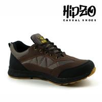 Sepatu Pria Casual Kerja Hipzo Sepatu Fashion Terbaru Sneakers Pria