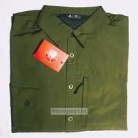 Kemeja Eiger Gravel 20 - X 28 Gunung Original Shirt Kemeja Pria