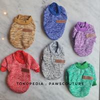 (B69) Baju kaos sweater jaket anjing kucing hewan pet dog cat clothes