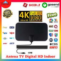Antena TV Digital Indoor HD Antenna Penangkap Siaran Televisi Indonesi