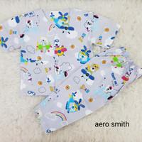 Piyama Bayi Laki-Laki usia 3-12 bulan Baju Tidur bayi laki-laki