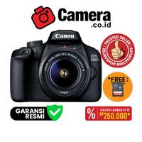 Canon EOS 3000D Kit 18-55mm III Kamera DSLR