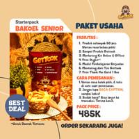 Paket Senior Bakoel Keripik Gettook 50 pcs