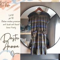 Daster viral kekinian 7/8 home long dress baju ibu hamil premium busui