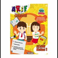 Buku Arif Cerdas Untuk Sekolah Dasar Kelas 1