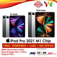 iPad Pro 2021 M1 Chip 11 12.9 128GB 256GB 512GB 1TB 2TB WiFi Cellular - 128GB, 11WIFI