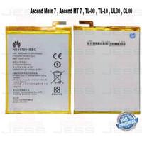 Baterai baterai baterry Original Ascend Mate 7 HB417094EBC