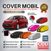 Body Cover Mobil Kia Picanto Selimut Sarung Tutup Mantel - POLOS, FOTO NO.10