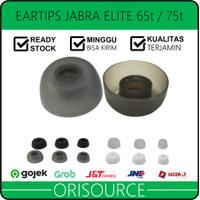 Eartips | Earbuds | Silicone | Silikon Jabra Elite Active 65t 75t - GR