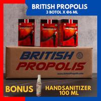 British Propolis Manfaatnya untuk ibu hamil promil Asli Original 100%