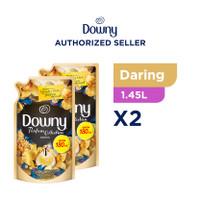 Downy Pelembut & Pewangi Pakaian Daring Refill 1.45L Paket isi 2