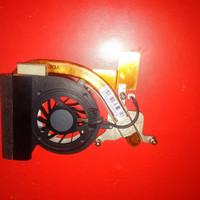Heatsink dan Fan processor laptop Toshiba satelite L310