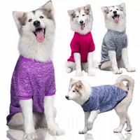 (B39) Baju Kaos Anjing Hewan Besar Large Dog Clothes 4XL 5XL 6XL 7XL